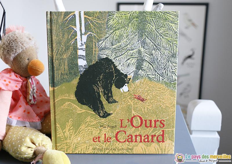 L'Ours et le Canard aux éditions des éléphants