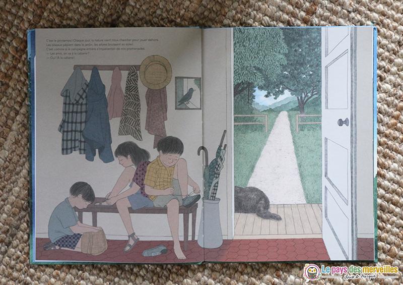 illustrations de Marie Dorléans