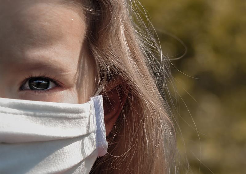 masque enfant contre la covid-19