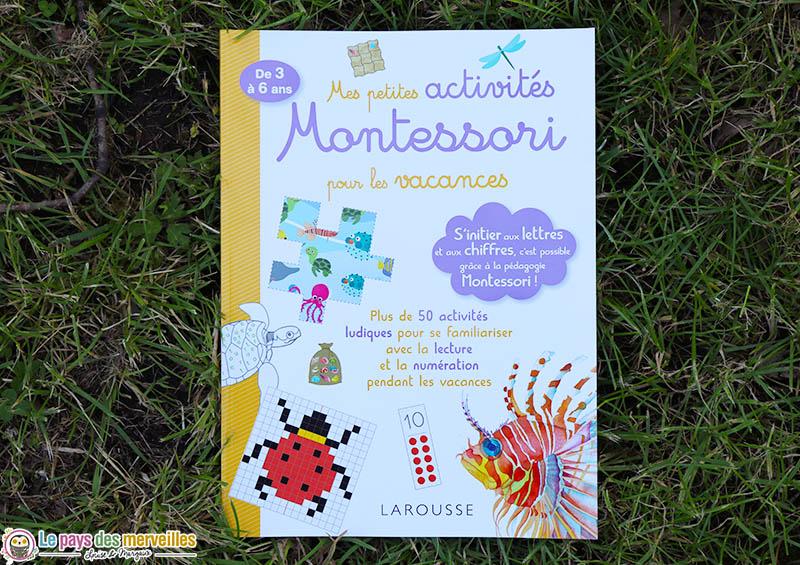 Mes petites activités Montessori