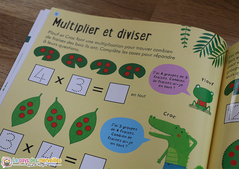 Multiplier et diviser