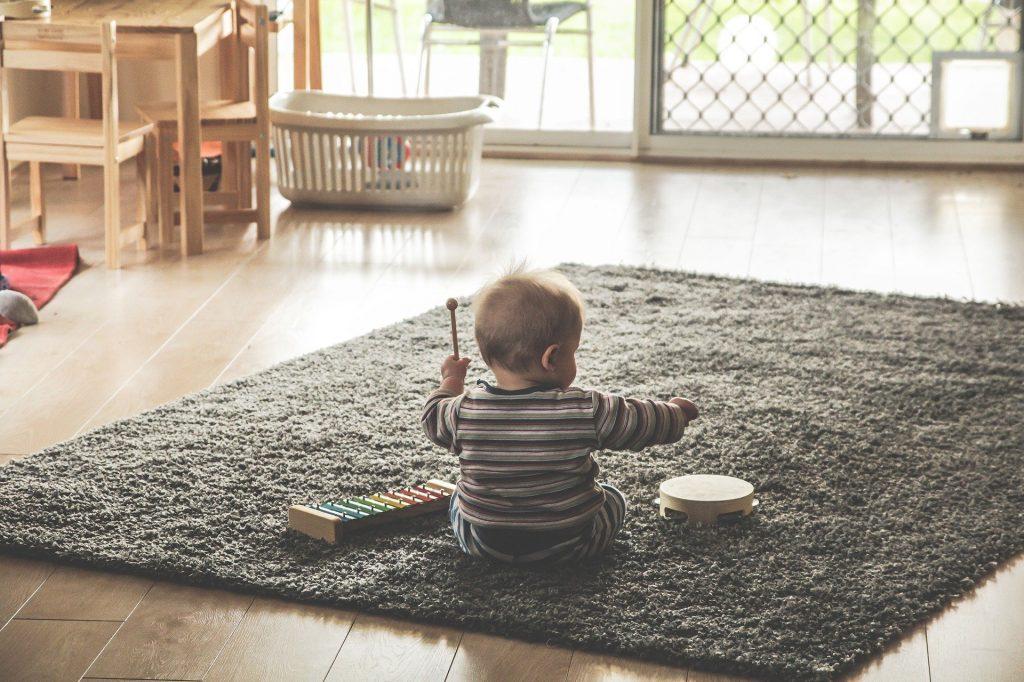 eveil musical chez nounou