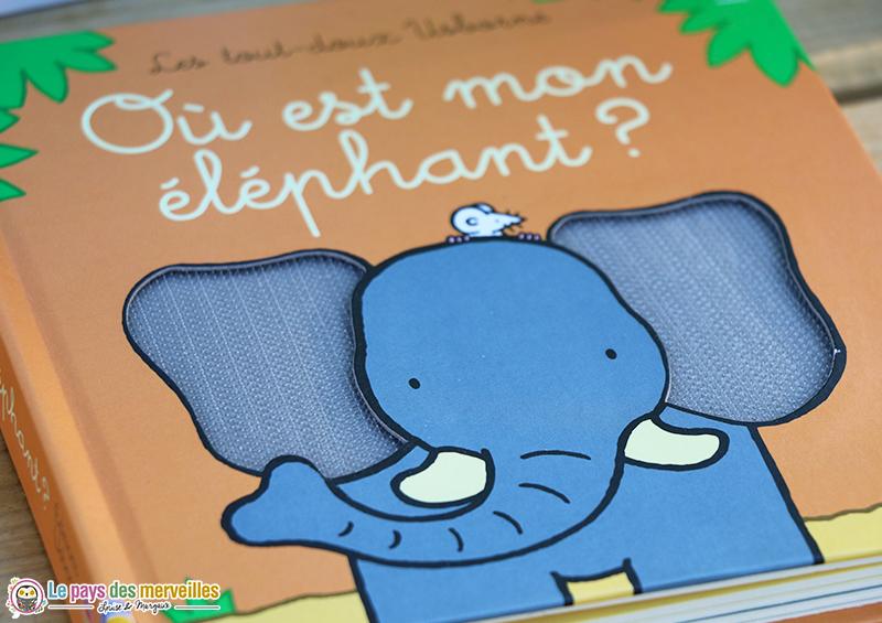 ou est mon éléphant usborne