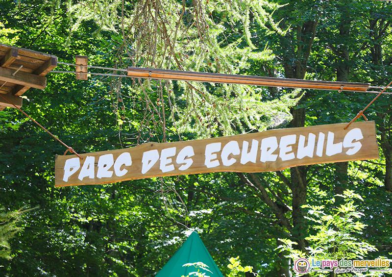 Parc des écureuils