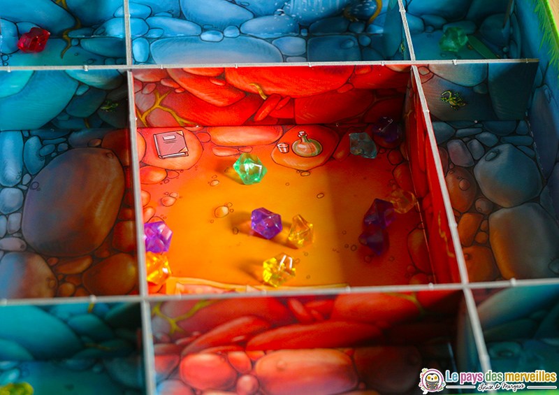Illustration du jeu Trésor de glace de la marque Haba