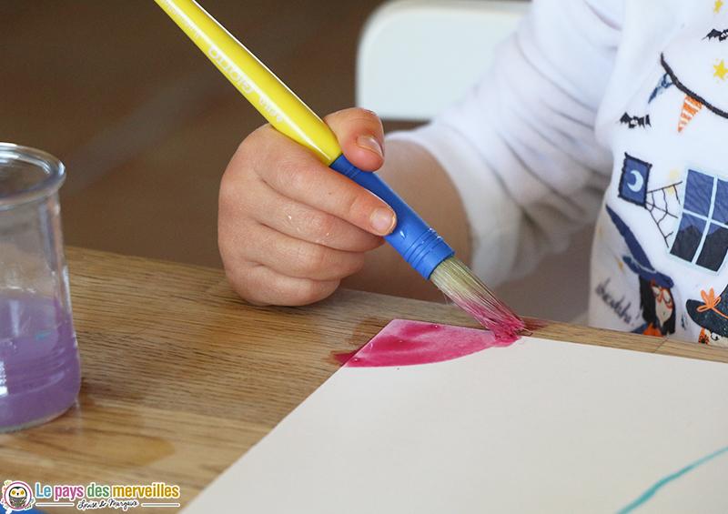 Peindre à l'aquarelle