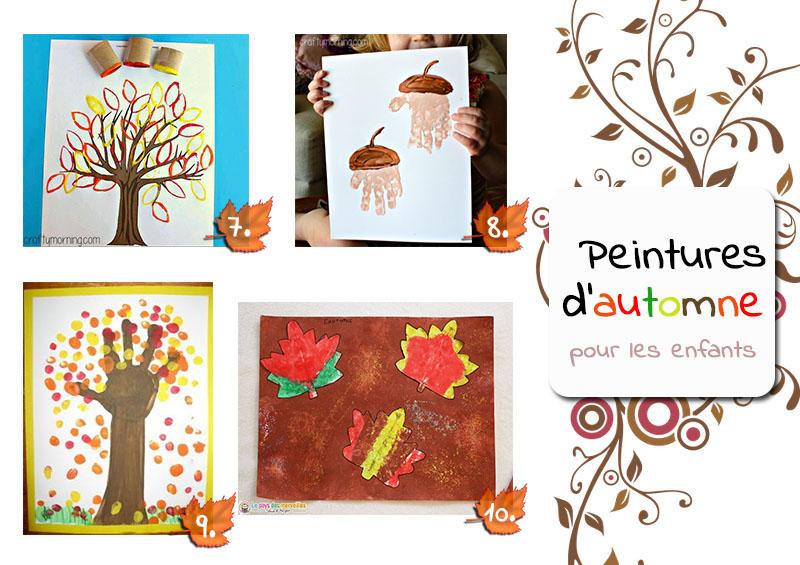 Peintures d'automne