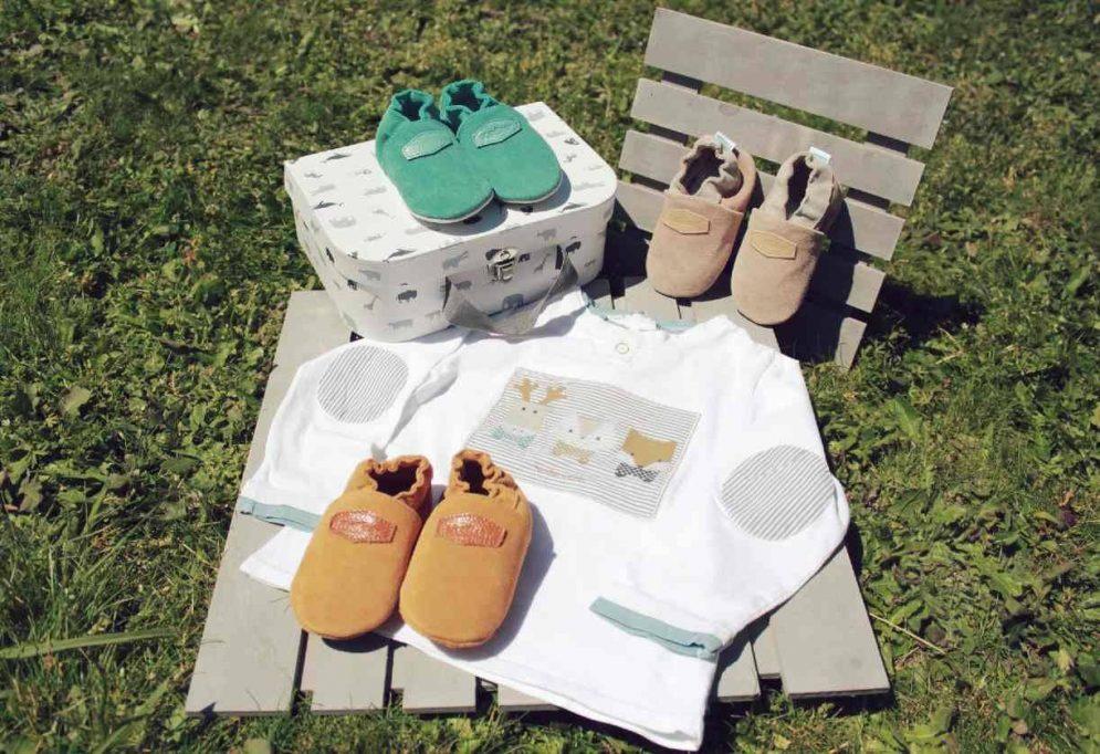 chaussures et chaussons pour bébé
