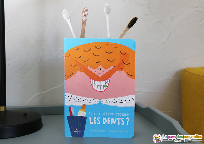 livre pour les enfants Qui s'est bien brossé les dents ?