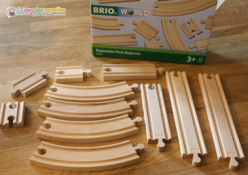 coffret expansion rails Brio