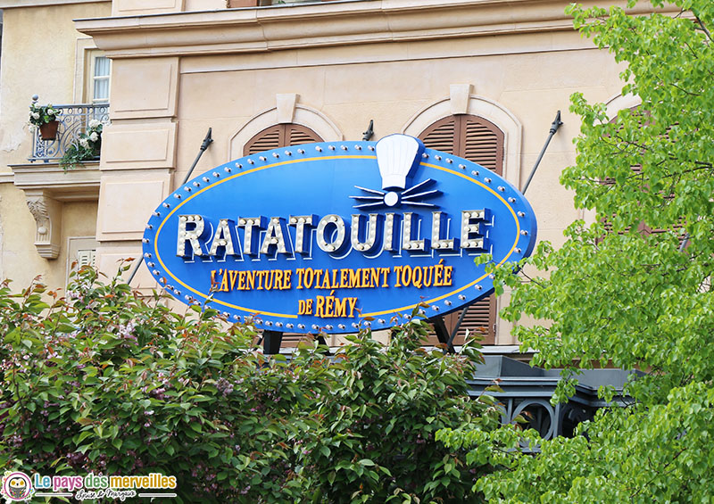 Attraction Ratatouille