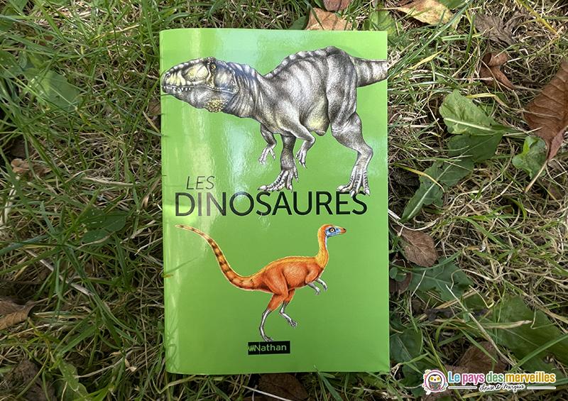 livret dinosaures