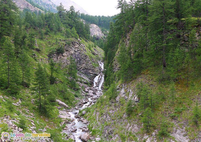 Ruisseau Col de la Cayolle