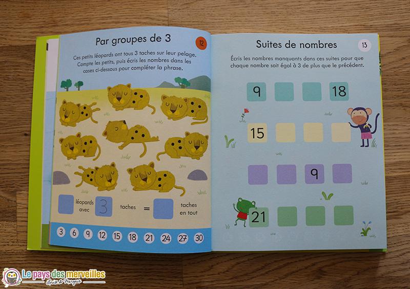 jeux ludiques tables de multiplication