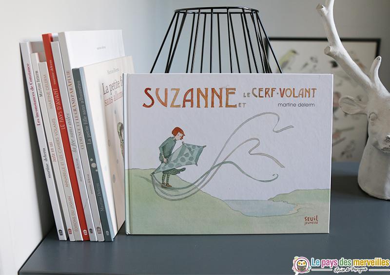 Suzanne et le cerf volant
