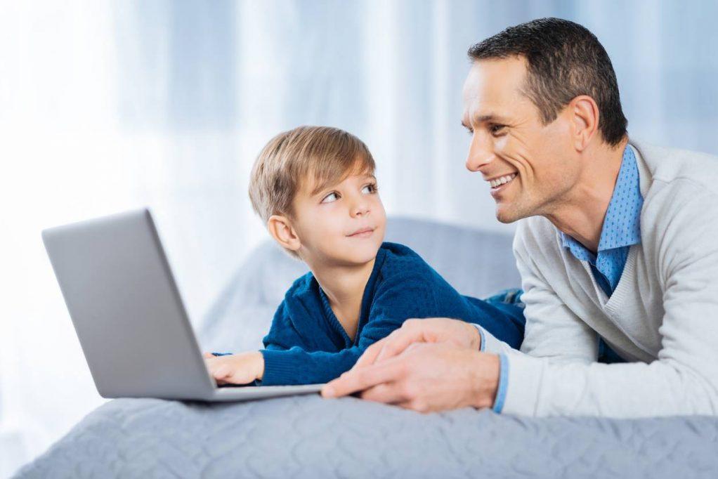 comment protéger les enfants des dangers d'internet
